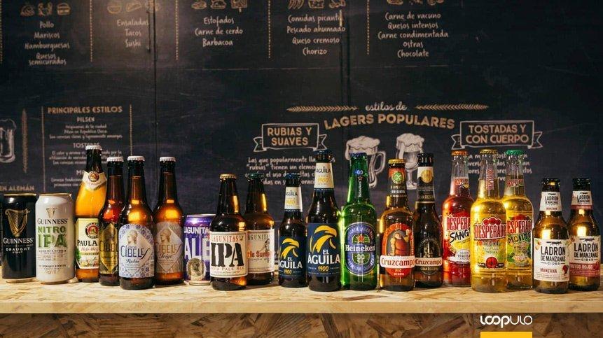 Portfolio de cervezas de Heineken España – Loopulo