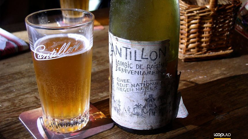 Brasserie Cantillon – Loopulo