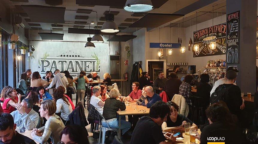 Cervezas Patanel, la cerveza pata negra de Carabanchel – Loopulo