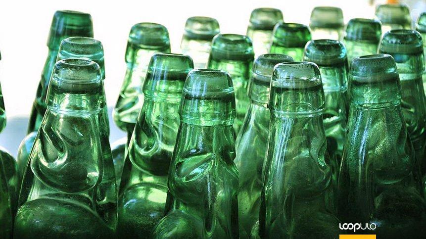 Botellas de cuello Codd – Loopulo