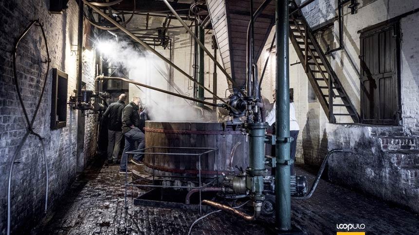 Brasserie à Vapeur, la cervecera belga que aún elabora a vapor – Loopulo