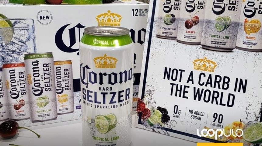 Constellation Brands apuesta por Corona Hard Seltzer en 2020 – Loopulo