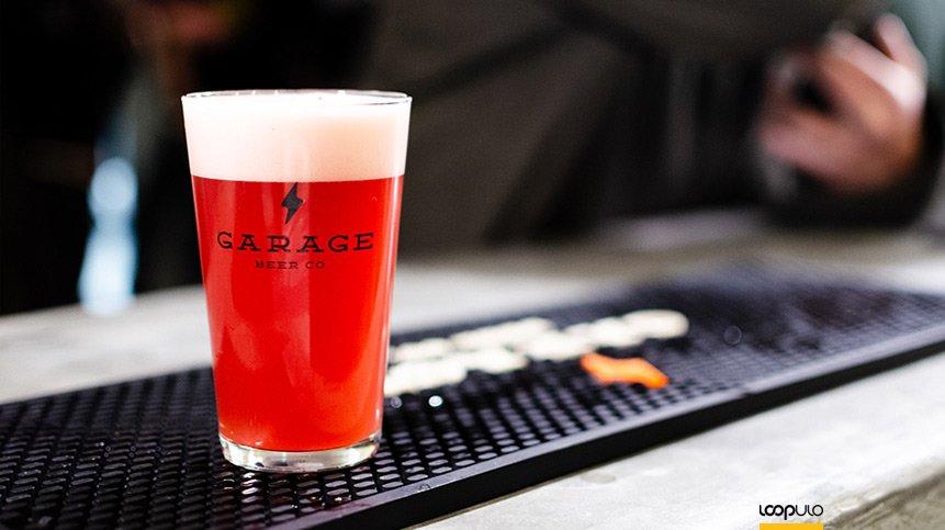 Cerveza de Garage Beer Co. – Loopulo