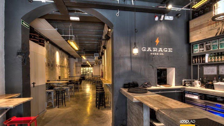 Garage Beer Co. – Loopulo