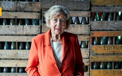 Madame Rose Merckx, primera maestra cervecera de Bélgica y alma de Liefmans