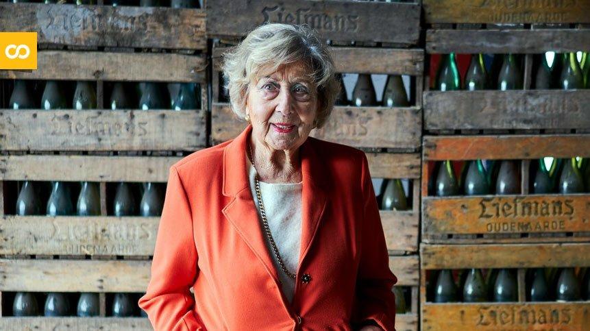 Rose Merckx, primera maestra cervecera belga y alma de Liefmans – Loopulo