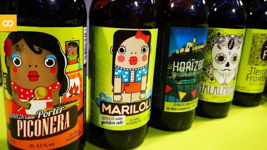 Cervezas Tierra de Frontera (Jaén) – Loopulo