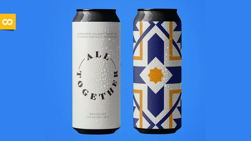 All Together, de Cervezas Río Azul – Loopulo
