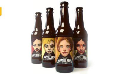 MORENA7, de Cervezas Artillera se trae el bronce del Barcelona Beer Challenge 2020