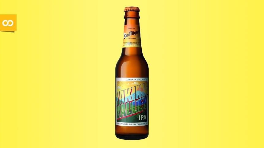 San Miguel Yakima Valley IPA, la American IPA de la marca – Loopulo