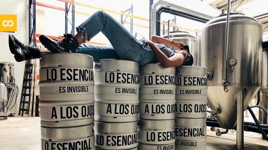 Consejos para elaborar cerveza: Silvia de Tomás Ayllón, 2Broders – Loopulo