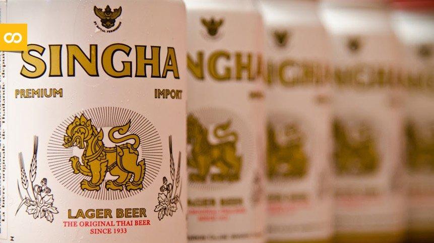 Singha, la cerveza más antigua de Tailandia – Loopulo