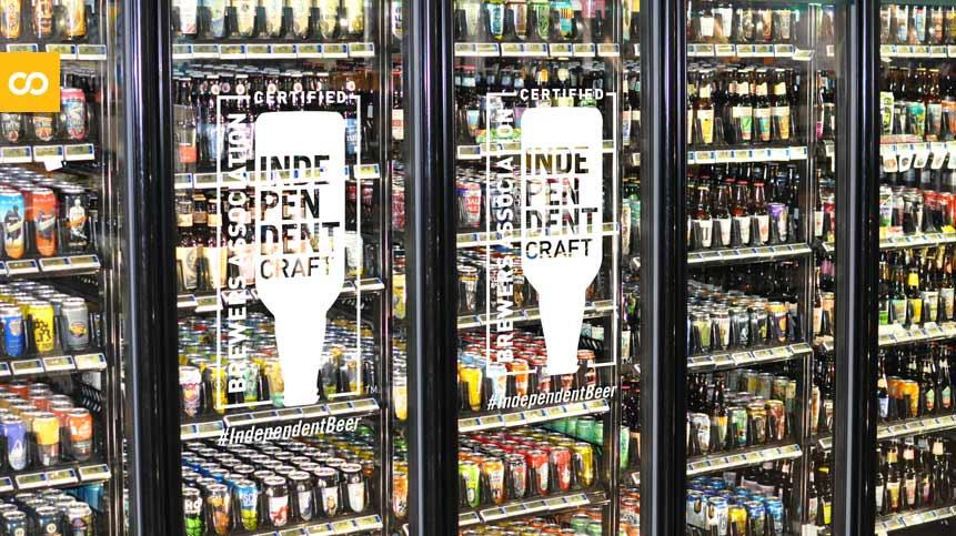 El sello de Brewers Association | Loopulo