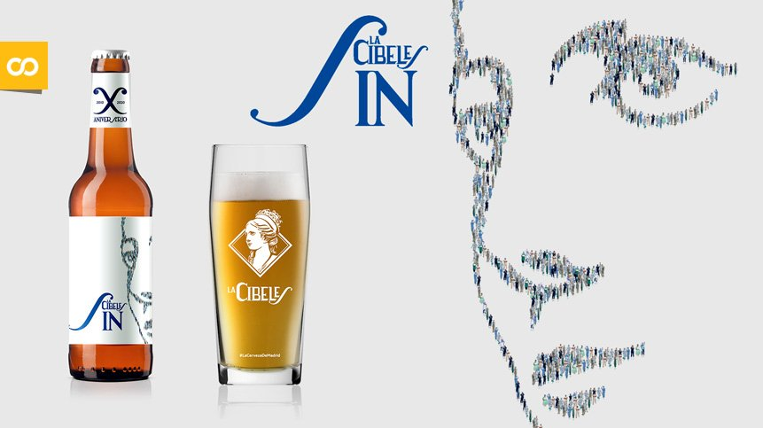 La Cibeles lanza su primera cerveza sin alcohol en homenaje a los sanitarios   Loopulo