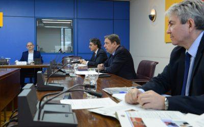 El ministro Luis Planas analiza con Cerveceros de España la situación actual del sector