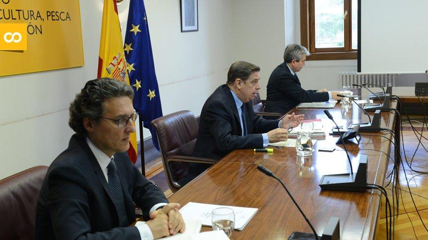 El ministro Luis Planas analiza con Cerveceros de España la situación actual   Loopulo