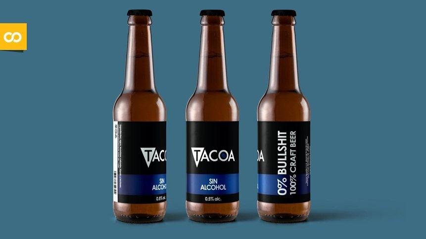 Cerveza artesanal canaria Tacoa (Tenerife)   Loopulo