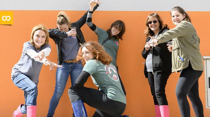 Pink Boots Society Spain presenta sus nuevas cervezas colaborativas   Loopulo