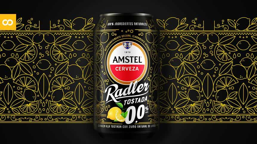 Amstel Radler Tostada 0,0 una apuesta refrescante y sin alcohol para este verano – Loopulo