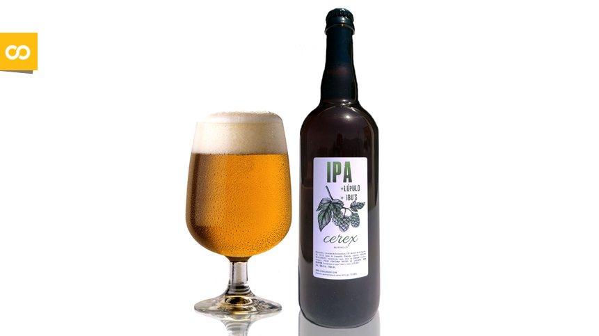 Cerex IPA, la cervecera de Cáceres presenta su cerveza de verano de edición limitada – Loopulo