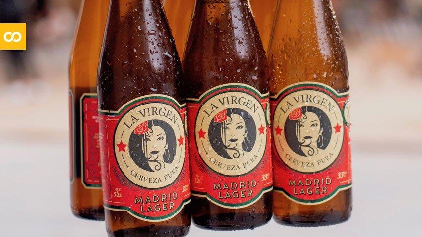 Cervezas La Virgen vuelve a lanzar su Madrid Lager Sin Gluten – Loopulo