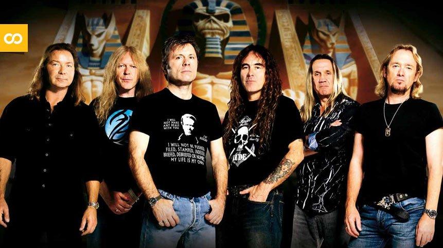 Iron Maiden – Loopulo