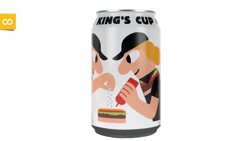 Burger King lanza su propia cerveza artesanal en colaboración con Mikkeller – Loopulo