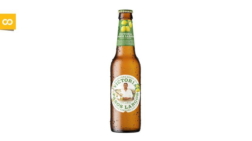 Pasos Largos, la nueva cerveza con limón de Victoria – Loopulo