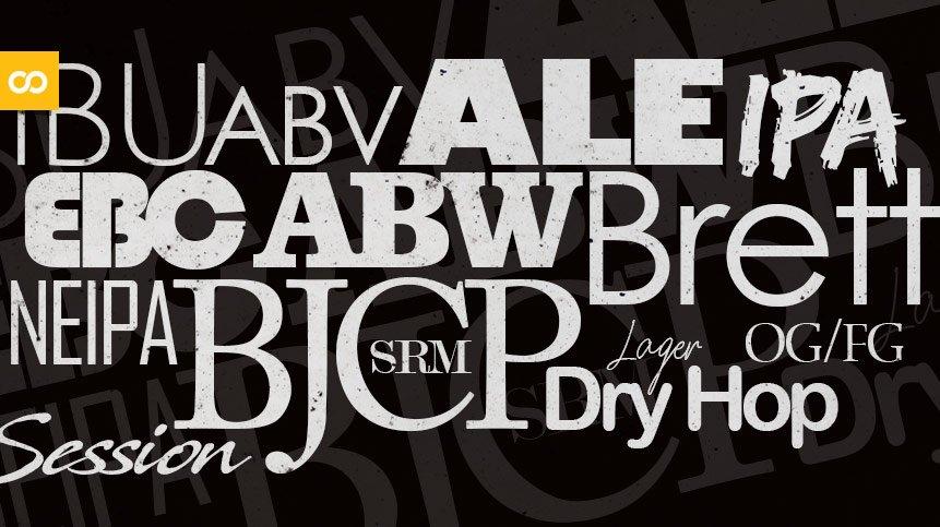 El ABC y las siglas de las etiquetas de cervezas artesanas – Loopulo
