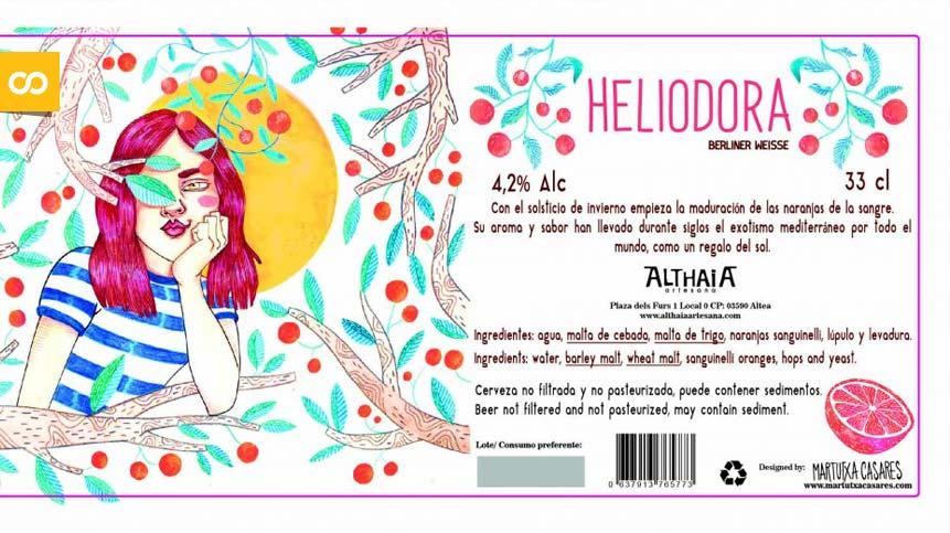 Heliodora, de Althaia Artesana - Loopulo