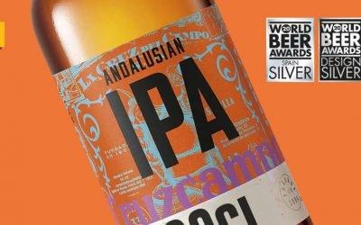 Cruzcampo Andalusian IPA se trae dos medallas de plata del World Beer Awards