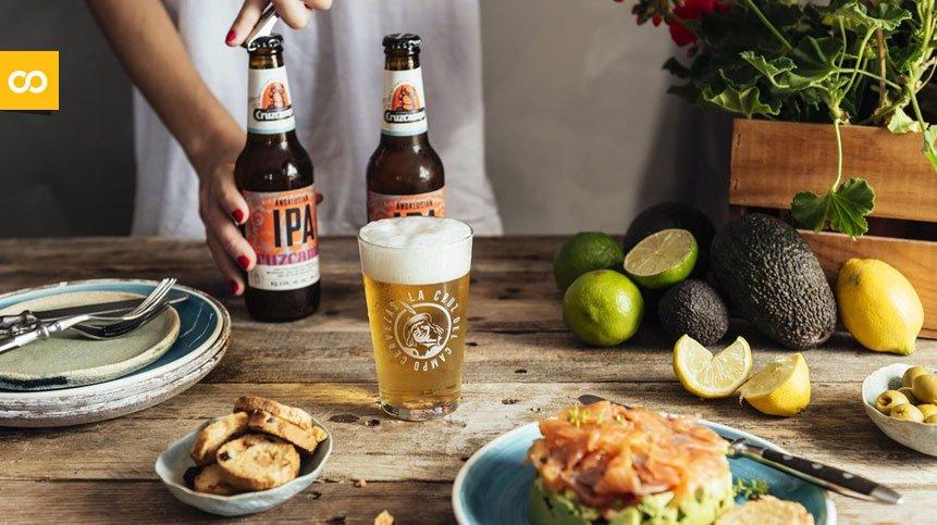 Cruzcampo Andalusian IPA se trae dos medallas de plata del World Beer Awards - Loopulo