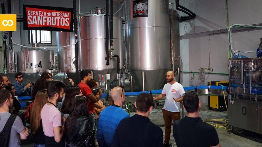Entrevista a Mateo Sanz, maestro cervecero de SanFrutos y vicepresidente 1º de AECAI - Loopulo
