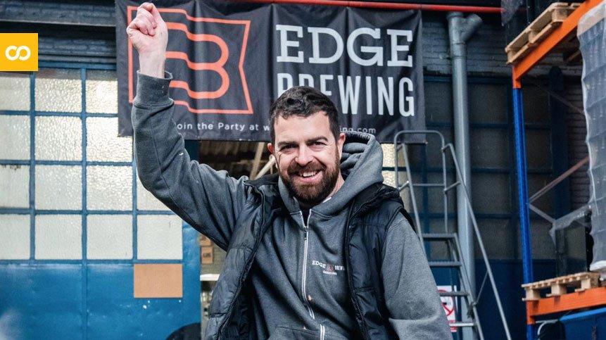 Entrevista Robin Barden, mestro cervecero de Edge Brewing - Loopulo