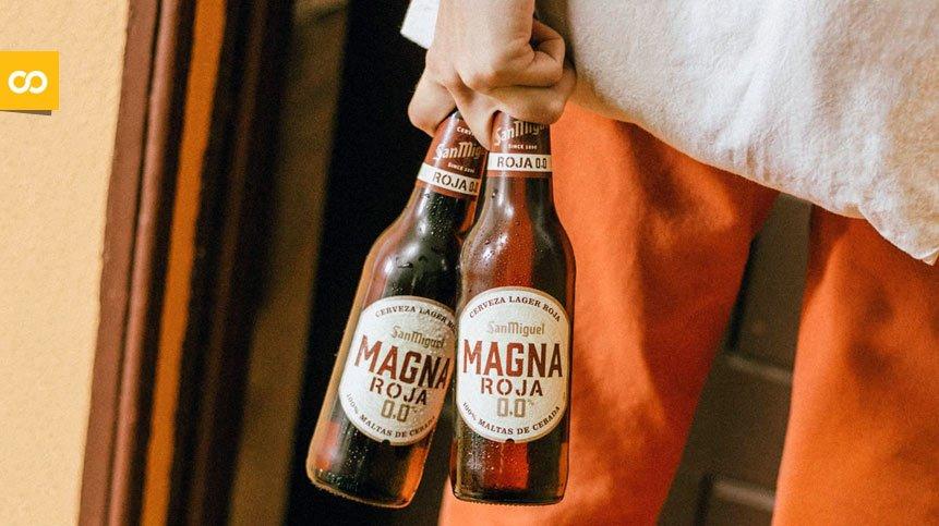 Magna Roja 0,0: La nueva propuesta sin alcohol de Cervezas San Miguel – Loopulo