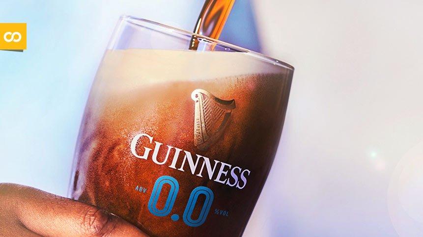 Guinness 0.0, la versión sin alcohol de su famosa cerveza Stout es ya una realidad – Loopulo