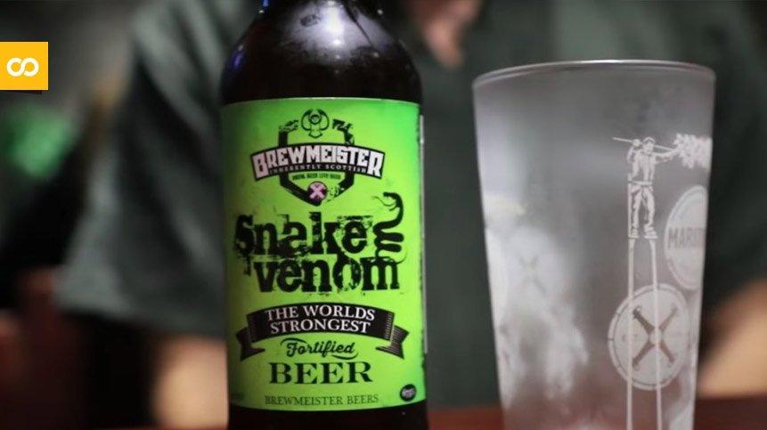 Snake venom (Brewmeister) | Loopulo