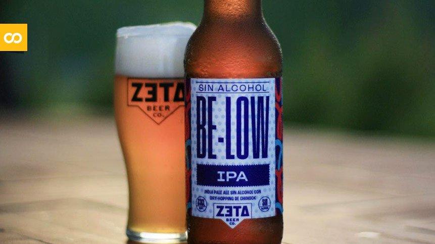 BE-LOW, la innovadora IPA sin alcohol de ZETA BEER CO y Cervezas Majara | Loopulo