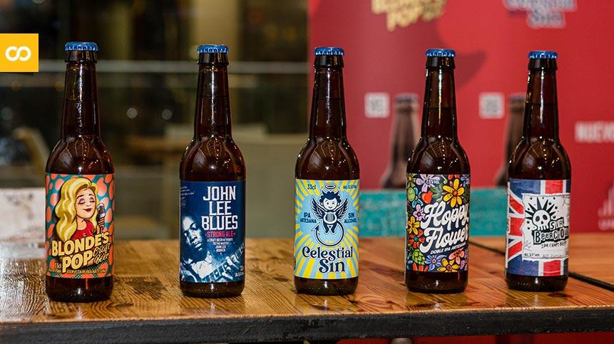 Bierwinkel distribuirá las cervezas artesanas de Birra & Blues   Loopulo