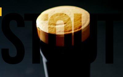 Stout, el estilo de cerveza negra que nació de las Porter