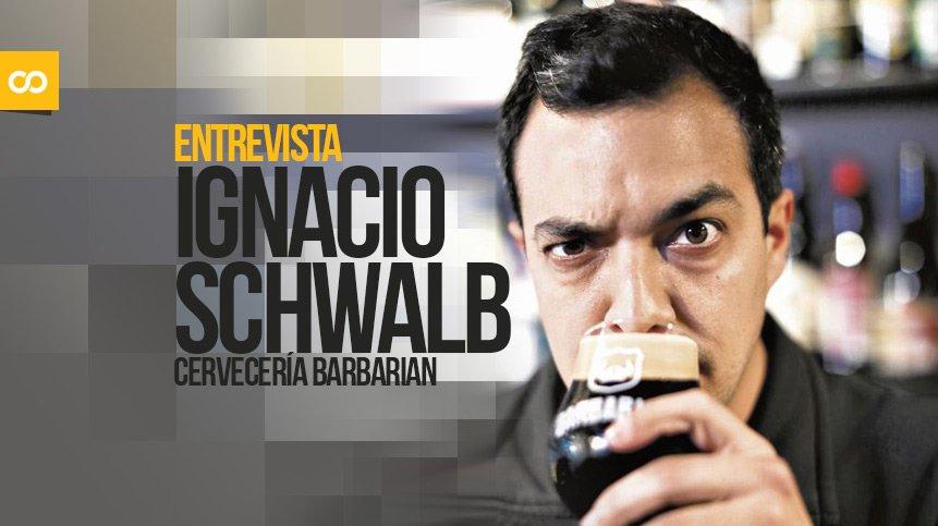 Entrevista a Ignacio Schwalb, fundador de Cervecería Barbarian | Loopulo