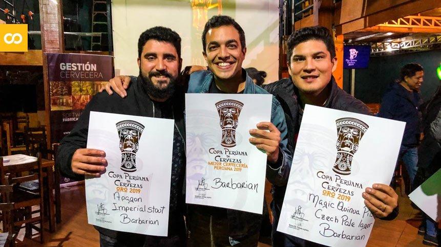 Fundadores de Cervecería Barbarian | Loopulo