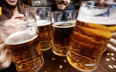 Una jarra de cerveza al día para los hombres y una caña para las mujeres
