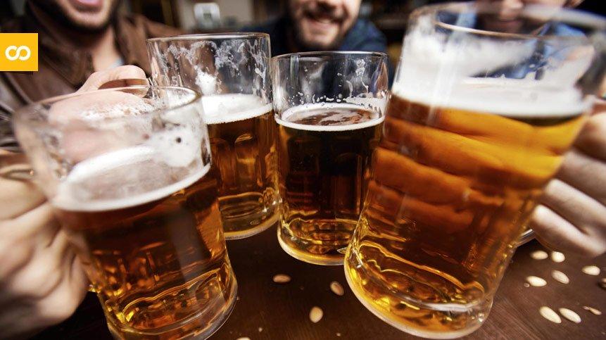 Una jarra de cerveza al día para los hombres y una caña para las mujeres   Loopulo