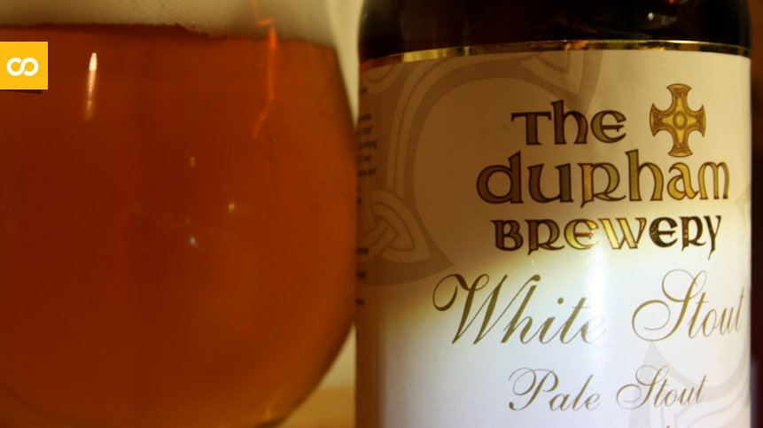 White Stout, de The Durham Brewery   Loopulo