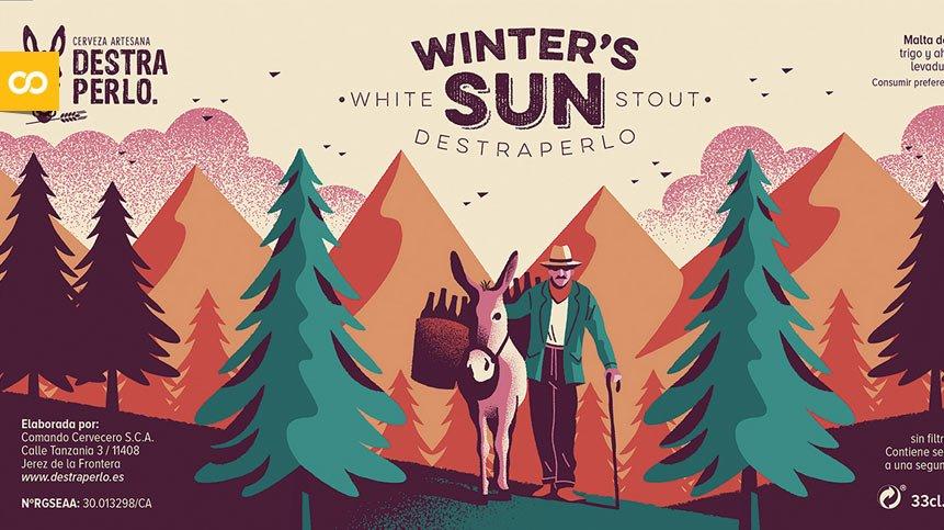 Winter's Sun, de Destraperlo   Loopulo