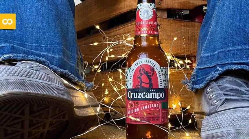 Cruzcampo presenta una Hoppy Lager en su 38ª Edición Limitada de Navidad | Loopulo