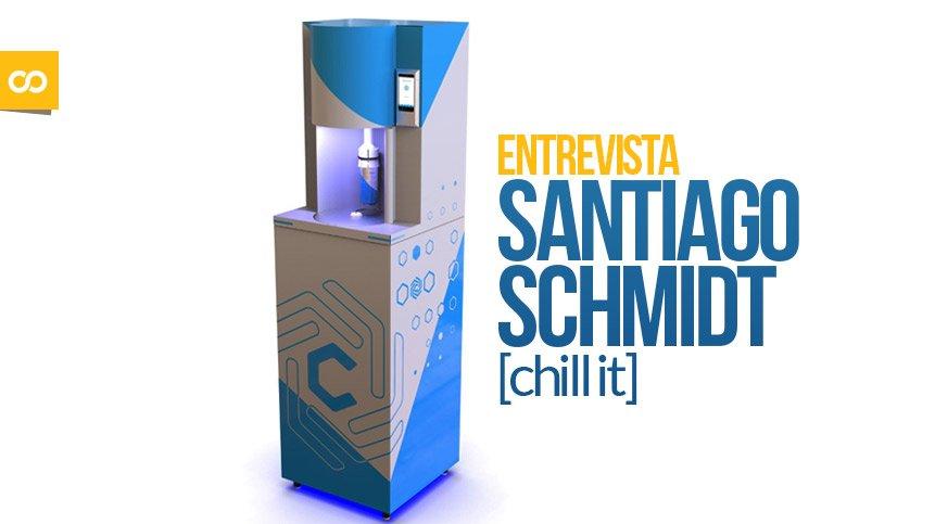 Entrevista a Santiago Schmidt, Chill It   Loopulo