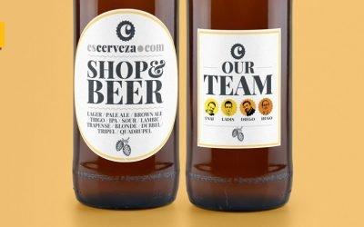 Escerveza.com, un nuevo soplo de aire fresco para el mercado virtual de la cerveza
