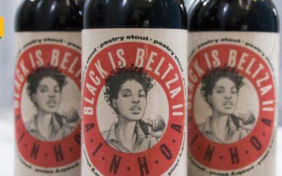 Boga Garagardoa lanza la Stout Ainhoa – Black is Beltza II